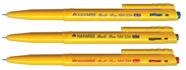Bút bi Ball Pen NM-334